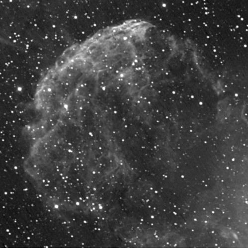 NGC 2174 - NEBULOSA TESTA DI SCIMMIA AUTORE: PAOLO CALCIDESE