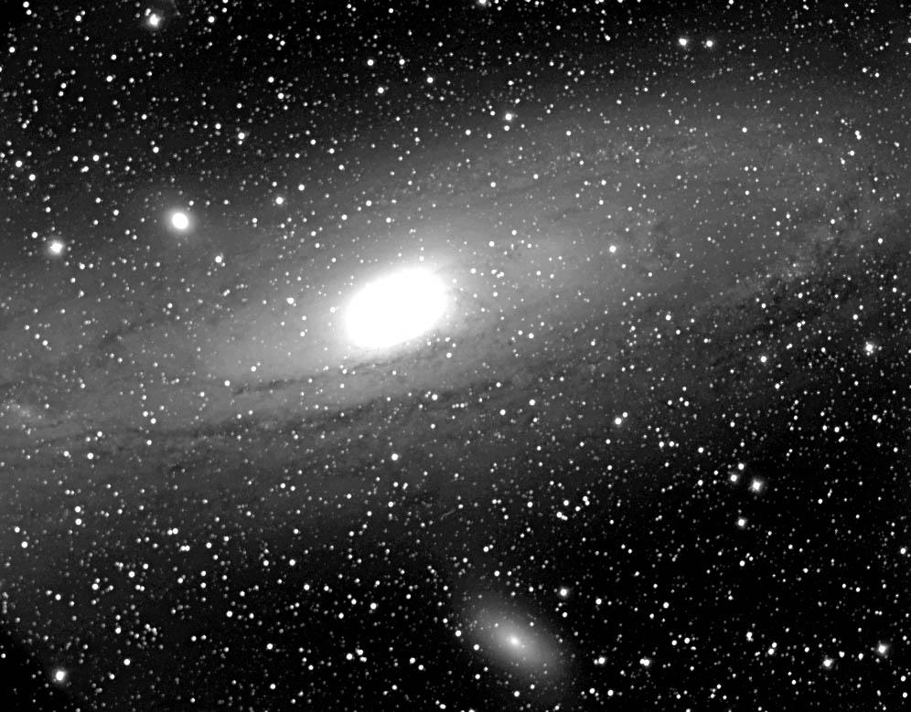 M31 - GALASSIA DI ANDROMEDA AUTORE: PAOLO CALCIDESE