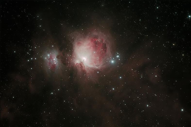 M42 - NEBULOSA DI ORIONE Autori: Paolo Calcidese & Stefano Cademartori