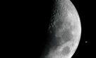 Aperitivo astronomico con Luna e Saturno