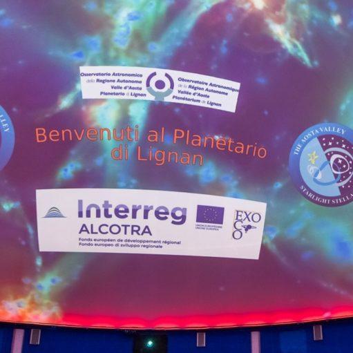 Planetario di Lignan: nuovi spettacoli