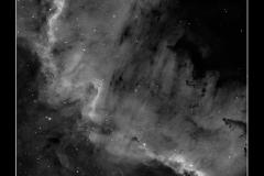 The Wall Nebulosa Nord America