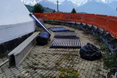 smantellamento vecchio impianto solare